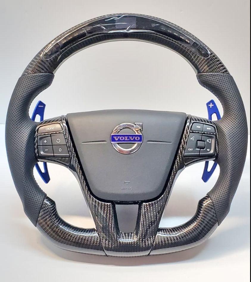 Luxury Carbon Steering Wheels Made To Order
