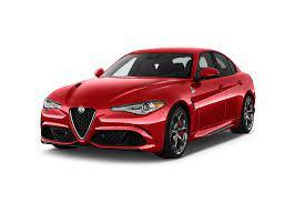 Alfa Romeo Exterior Carbon Parts