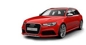 Audi Exterior Carbon Parts